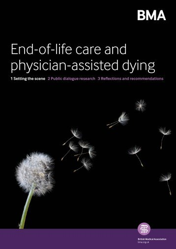 End-of-life care and physician-assisted dying
