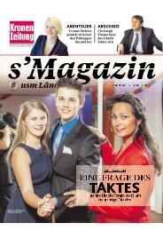 s'Magazin usm Ländle, 17. Jänner 2016
