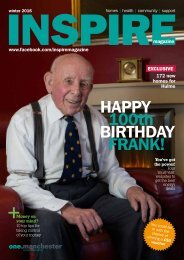 Inspire Magazine - Winter 2016