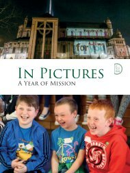 In Pictures - A Year of Mission