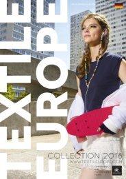 Textil Europe Katalog