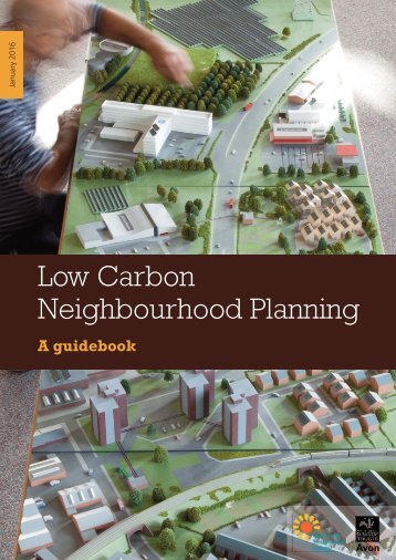 Low Carbon Neighbourhood Planning