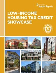 LOW-INCOME HOUSING TAX CREDIT SHOWCASE