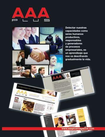 Edicion No 09 AAA Plus Magazine