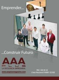 Edicion No 12 AAA Plus Magazine