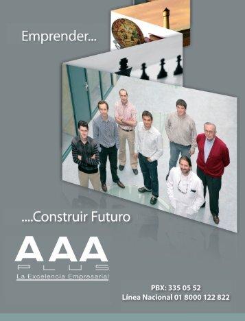 Edicion No 13 AAA Plus Magazine