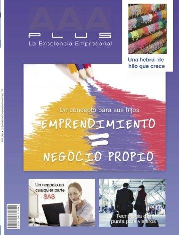 Edicion No 18 AAA Plus Magazine