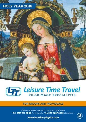 www.lourdes-pilgrim.com