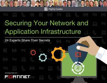 Securing Your Network and Application Infrastructure