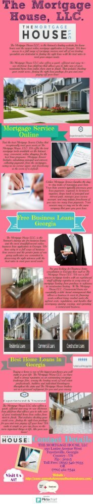 Online Home and Business Loans in Georgia
