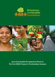 Juma Sustainable Development Reserve: The ... - The REDD Desk