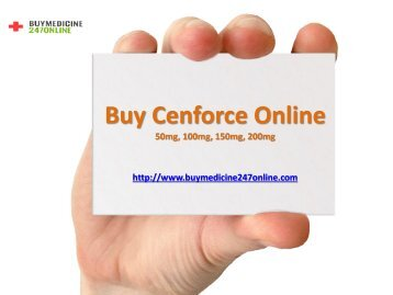 Order Cenforce Online at Discount Prices