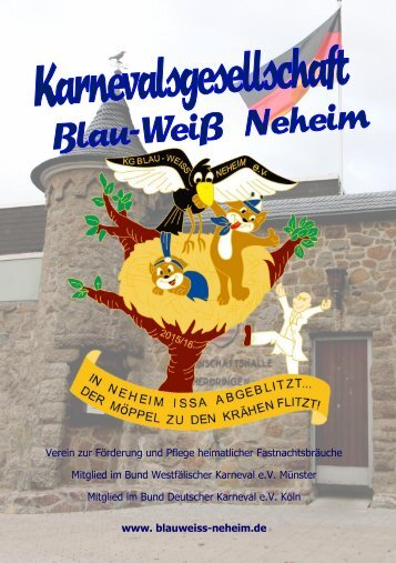 KG-Blau-Weiß-Neheim - Session-2015