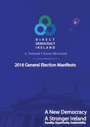 A Stronger Ireland