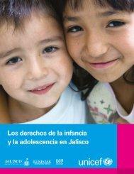 Los derechos de la infancia y la adolescencia en Jalisco