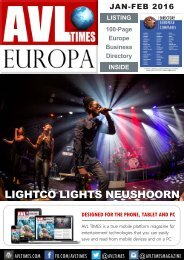 LIGHTCO LIGHTS NEUSHOORN