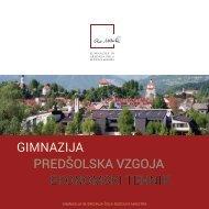 Brošura GSŠRM 2016/2017