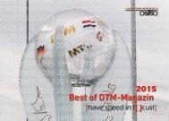best of! DTM Saison 2015