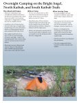 Introduction to Backcountry Hiking - Page 7