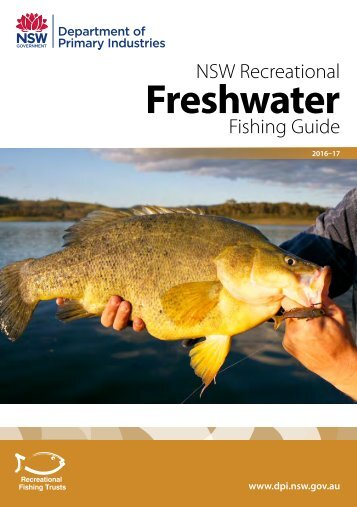 freshwater-recreational-fishing-guide-2016-17