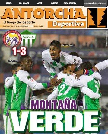 Antorcha Deportiva 195