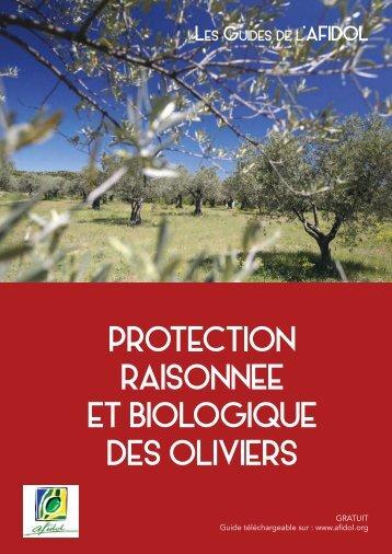 PROTECTION RAISONNEE ET BIOLOGIQUE DES OLIVIERS