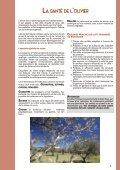 PROTECTION RAISONNEE ET BIOLOGIQUE DES OLIVIERS - Page 5