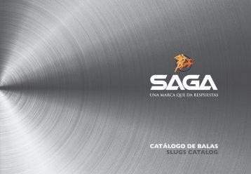 CATÁLOGO DE BALAS SLUGS CATALOG