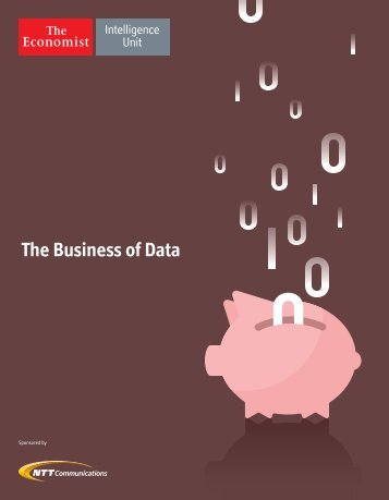 The Business of Data