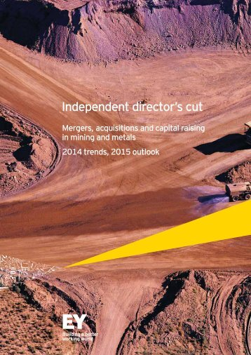 Independent director's cut