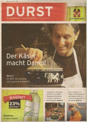 Durst, Nov09 - Rolf Beeler