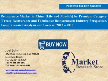 China Reinsurance Market