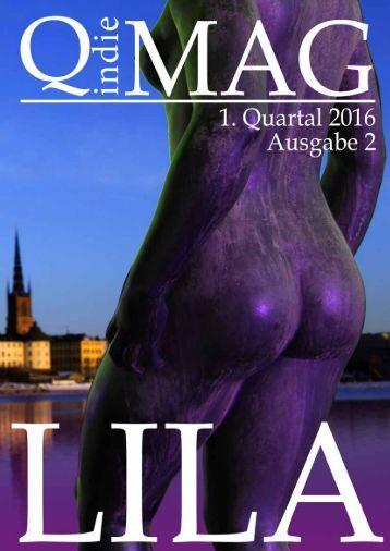 Lila: 1. Quartal 2016 (Qindie-Mag)