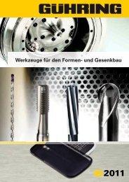 Hochleistungs-Schruppfräser für Materialien bis 1600 N ... - Gühring