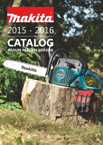 Catalog PPG Makita 2015-2016