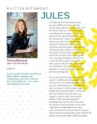 Jules Welcome Packet - Page 3