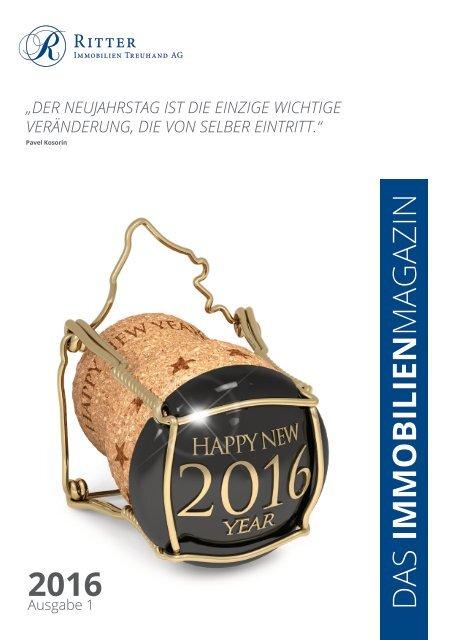 Das Immobilienmagazin - Ausgabe 1.2016