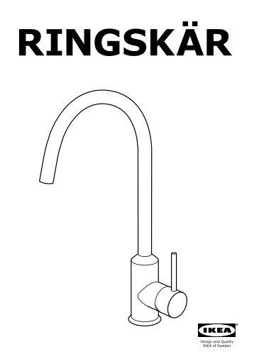 Piani di lavoro, lavelli, miscelatori).pdf - Ikea