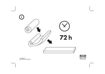 Ikea BEDDINGE LÖVÅS materasso - 10102055 - Manuali
