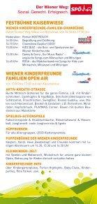 Infofolder zum Maifest 2011 im Prater - SPÖ Wien - Seite 3