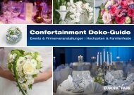 Confertainment Deko-Guide