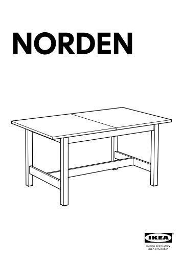 Sedie con ribaltina ikea perfect sedie giulia with sedie - Norden tavolo a ribalta ...