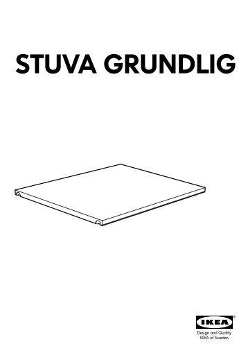 Robin letto a soppalco 90x200 cm istruzioni pdf - Letto stuva ikea ...