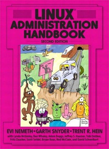 Prentice Hall Linux Administration Handbook 2nd (2007)