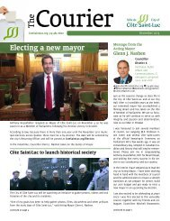 The Courier (December 2015 edition)