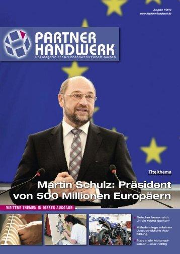 5 Jahre fest, Zins - Kreishandwerkerschaft Aachen