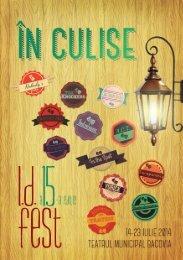 I.D. Fest 15 Revista