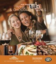 WINE CHEESE & CHOCOLATE TRAILS