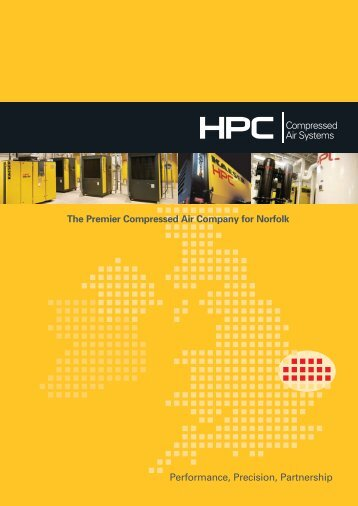 The Premier Compressed Air Company for Norfolk - HPC ...