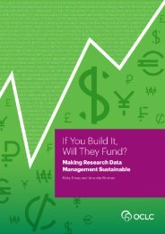 Fund? Making Research Data Management Sustainable